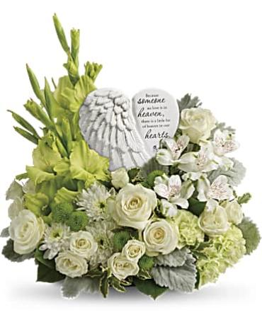 Teleflora\'s Hearts In Heaven Bouquet